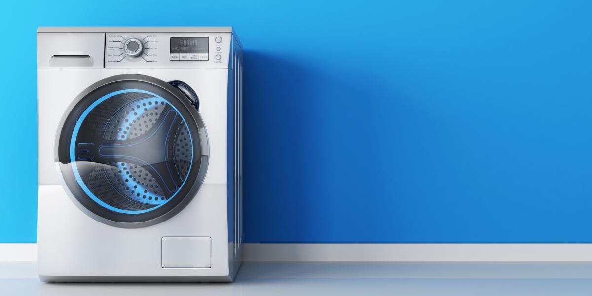 lavatrice sporca